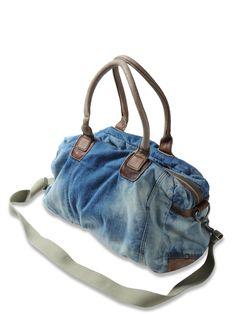 Diesel BRAVE ART Travel Bag - Diesel Official Online Store