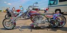 https://flic.kr/p/oj3LHz | Custom Motorcycle | @ America Festival 2014.Prestwold Airfield Near Loughborough, Leicestershire, UK