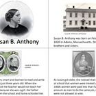 This is a mini-book about Susan B. Anthony  with real photographs.The Susan B. Anthony book also includes a graphic organizer about Susan B. Anthon...