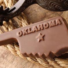 Bedré - Milk Chocolate Oklahoma