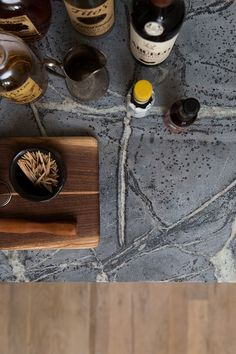Top 15 Best Materials For Kitchen Countertops with Pros and Cons. The most popular Kitchen Countertop materials Refinish Countertops, Soapstone Countertops, Kitchen Countertops, Soapstone Kitchen, Kitchen Countertop Materials, Kitchen Cabinetry, Kitchen Cupboard, Kitchen Utensils, Cabinets