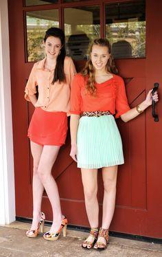 Justine Magazine | Spring Fashion!
