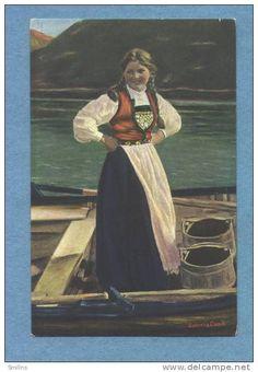 Solveig Lund Postcard