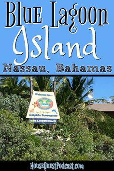 Blue Lagoon / Nassau, Bahamas / Cruising Tips / Disney Cruise Line / Dolphin Encounter