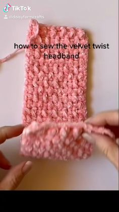 Cute Crochet, Crochet Crafts, Crochet Baby, Crochet Projects, Sewing Crafts, Knit Crochet, Loom Knitting, Knitting Stitches, Knitting Patterns