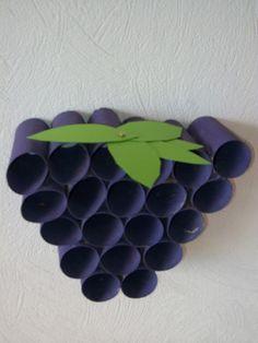 Une jolie grappe de raisin