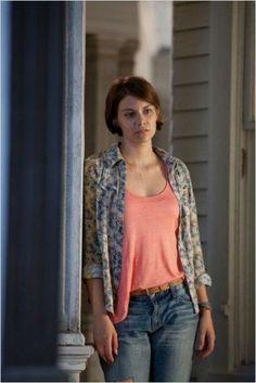 Lauren Cohan from The Walking Dead