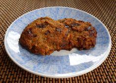 Gezonde Koekjes van kokosmeel-banaan-en-chocolade - glutenvrij en zonder suiker -- Eco Bio Living