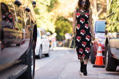 The Best Street Style at New York Fashion Week