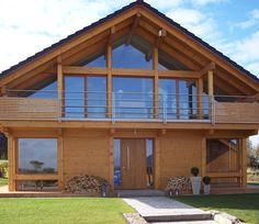 Holzfenster Lärche geöltTischlerei Neumann - Fenster, Treppen, Haustüren