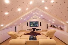 17 Inspiring Attic Room Designs For Efficient Use Of The Space Under The Roof - Top Inspirations
