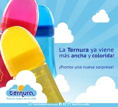 La Ternura sigue abundando en las familias mexicanas y pronto mas ancha y colorida!!, estamos afinando detalles para darte pronto una GRAN sorpresa!!! grin emoticon