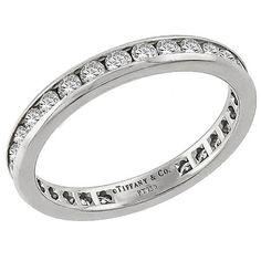 Tiffany Diamond Eternity Wedding Band