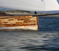 """The boat project """"Collective Spirit"""" Boat Hire, Boat Projects, Portsmouth, Sailing, Spirit, Candle, Boating"""