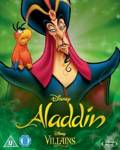 Aladdin Villains Oring BD Retail Edizione: Regno Unito: Amazon.it: Film e TV