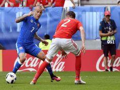 Suiza le gana a Albania y alcanza a Francia como lider del grupo A, que a su vez comparten el mismo grupo con el seleccionado de Rumania