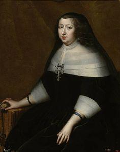 Charles Beaubrun, Henry Beaubrun. Ana de Austria, reina de Francia, 1659