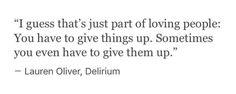 Lauren Oliver Delirium Quotes