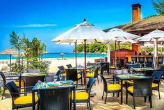 La Fiamma Beach Pizzaria at Le Meridien Phuket Beach Resort #Dining #Karon #Phuket #Thailand