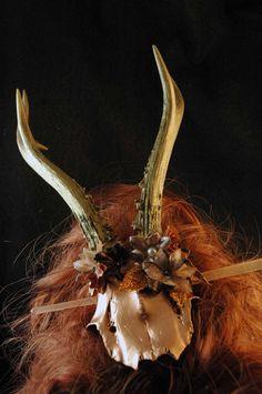 deer antler headbands