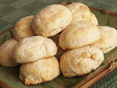 Coconut Flour Baking Powder Biscuits