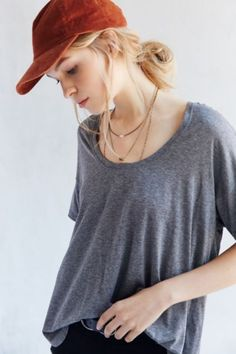 Project Social T Lou Tee - Urban Outfitters