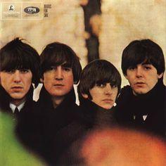 Carátula Interior Frontal de The Beatles - Beatles For Sale