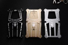 CECIL Spider-Man Shockproof Aluminum Metal Case for Huawei Ascend Mate8 & Mate7