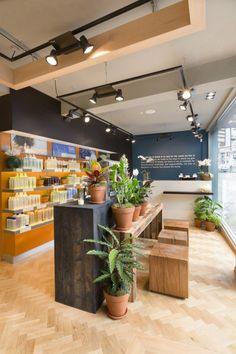 Aveda Lifestyle Salon Spa by Reis Design London 13