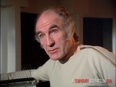 Professor Victor Bergman, science adviser portrayed by Barry Morse