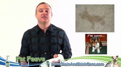 How To Remove Pet Stains With Pet Peeve Stain & Stink Remover