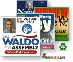 http://www.signrocket.com/election-signs.aspx