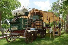 Great set up. Nice wagon