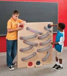 Loopy Wall Panel - Sensory Products