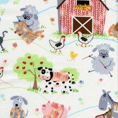 Knitting on the Farm Barnyard Friends