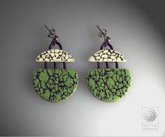 earrings by Bettina Welker very nice