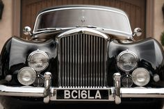 Bentley R-Type Continental. - Music and Motors