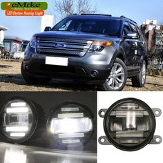 2017 Ford Explorer Lights Running Led Watch Vehicles Stuff To Lamp Light Plant