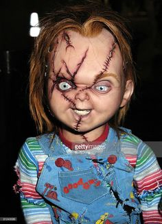 60 Meilleures Seed Of Chucky Los Angeles Premiere Arrivals Photos et images Scary Gif, Scary Mask, Horror Icons, Horror Art, Chucky Makeup, Fx Makeup, Horror Movie Characters, Horror Movies, Horror Villains