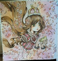 113 Best Pop Manga Images Camilla Chibi Color Inspiration