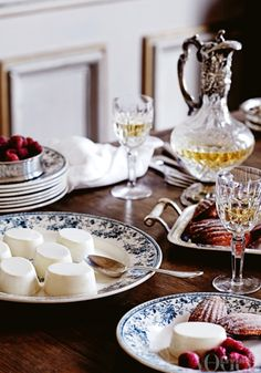 """7 French entertaining tips from cook and author Jane Webster: Prepare the day before  """"I always try to plan a menu that can be started a couple of days in advance. Once I was getting into bed after a dinner party and my husband said, 'What about when someone said about blah blah blah?' and [I realised] I'd missed whole conversations because I was stuck in the kitchen. So, I decided that wasn't going to happen again. I have dishes that are prepared in advance so I can be with my guests."""""""