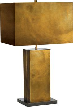 TALL DIXON TABLE LAMP  18w 30h. I like the copper look..