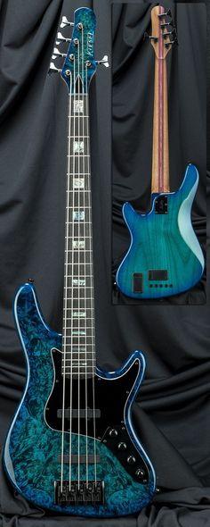 Carvin Guitars JB5 5-String Bolt-On Jazz Bass