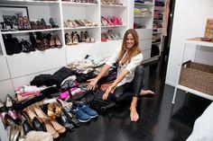 Kelly Bensimon's Closet
