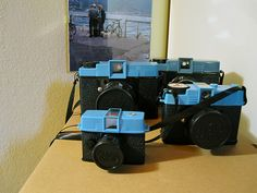 Lomo Camera, Lomography, Walkie Talkie, Family Portraits, Diana, Baby, Family Posing, Newborns, Infant