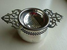 A lovely tea strainer for loose tea