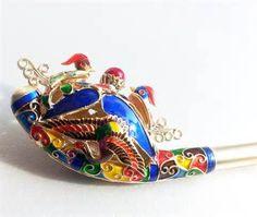 ... HANBOK Hair Pin Stick Band Dress Party Korean Traditional Girl   eBay