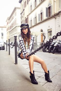 Song of Style: Luisa Via Roma Style Lab: Wild At Heart The 2013 Version