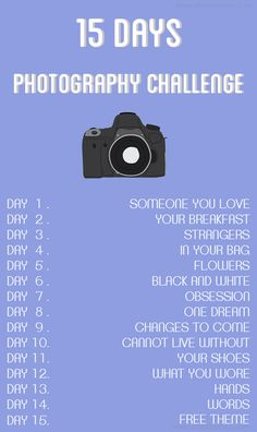 Efter Stormen Blog: Proyecto fotográfico 15 días / Photography challenge 15 days
