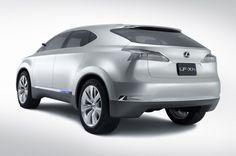 Lexus LF-XH (2007)